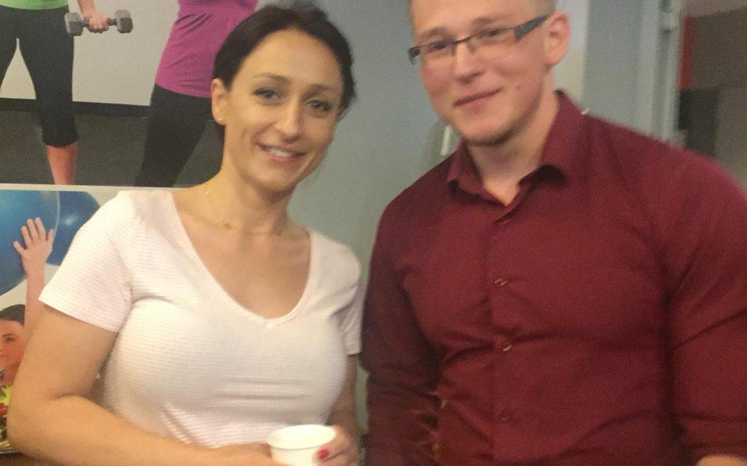 Spotkanie z Dawidem Dobropolskim